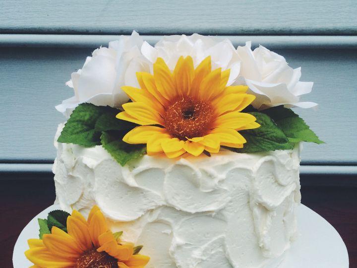 Tmx 1430932808664 Img2214 Columbia wedding cake