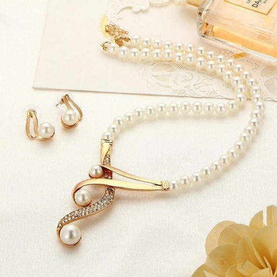 Willow Jewelry Set