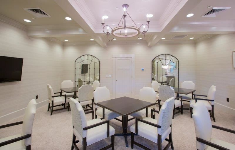 Lakeview private room