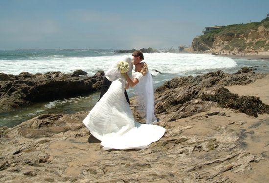 Amy & Ryan enjoying Laguna Beach
