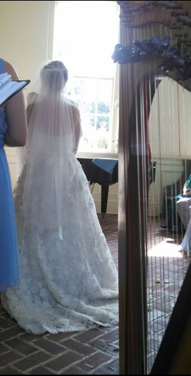 Wedding at the Bethesda Chapel