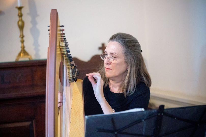 bethesda wedding harp