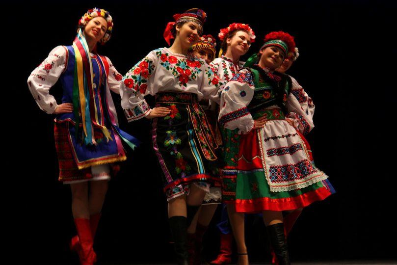Regional costumes