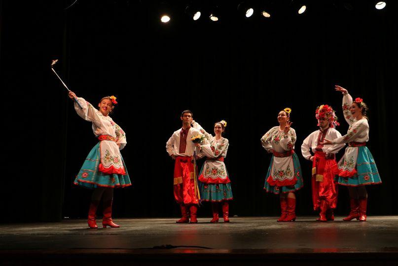 Koketka dance