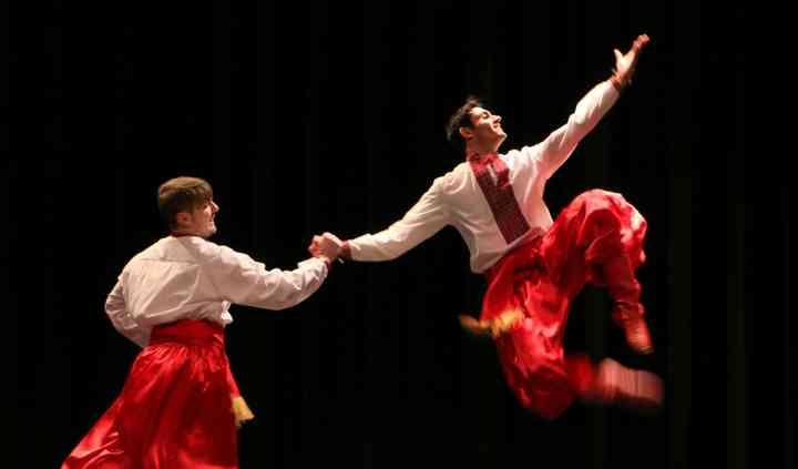 Dnipro Ukrainian Dance Ensemble