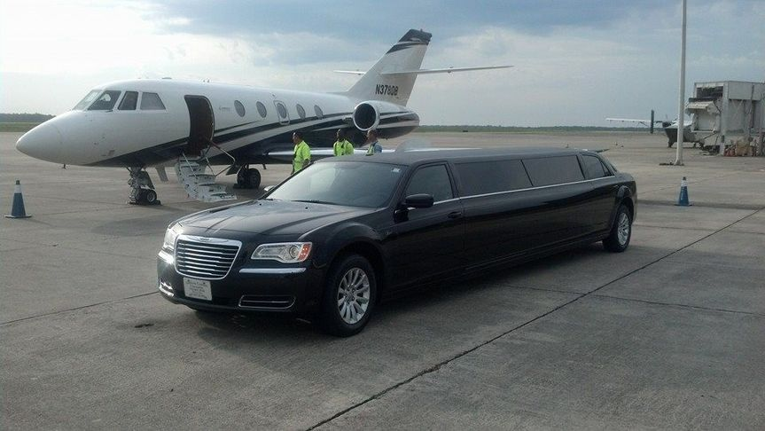 Private Jet Pick Up