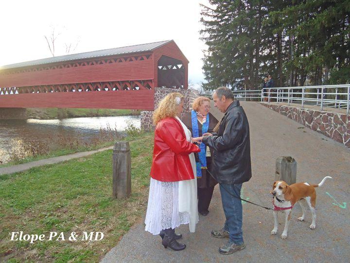 Tmx 1368135458605 Sherry 1 Gettysburg wedding officiant