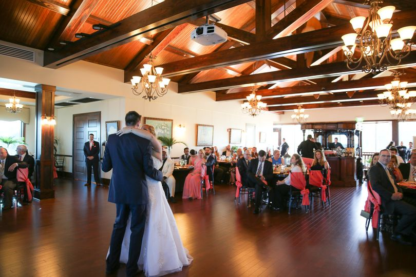 Tavares Pavillion Wedding