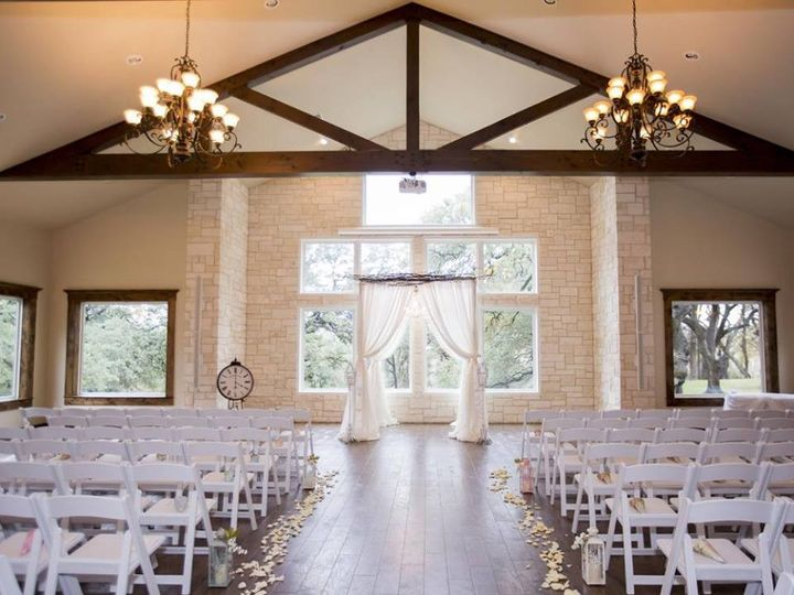 Tmx 1431542531248 Indoor Ceremony Belton, TX wedding venue