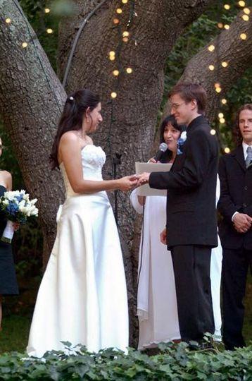 Wedding in Santa Monica Mountains