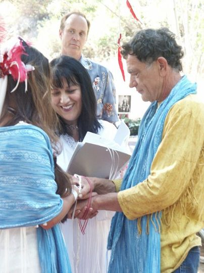 Native American Wedding Ceremony with Kimberly and Steven