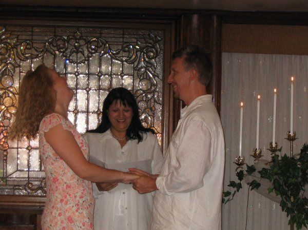 Laura and Keith with Mary Jean