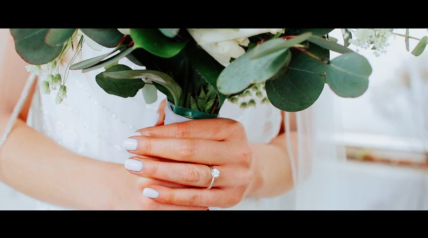 Ring + Bouquet