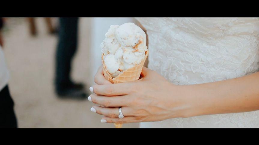 Ice Cream and Ring Shot