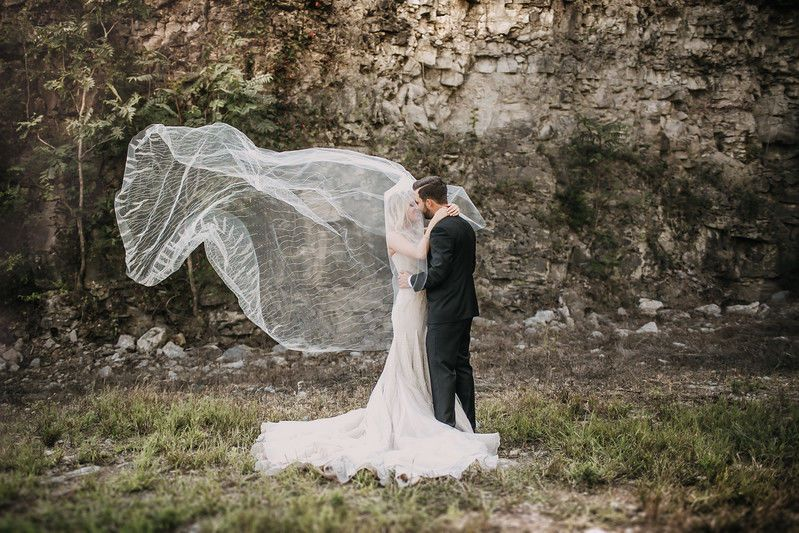 Veil goals - Teale Photography
