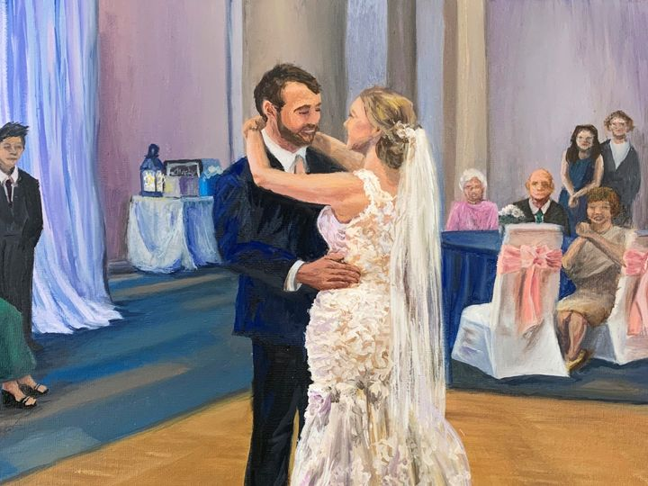 Tmx Shelby Wedding Painting 51 1016985 1568047663 Bridgeville, PA wedding favor
