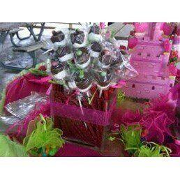 Tmx 1308962270187 CandyBuffetMarshmallowBouquet2011 Miami wedding florist