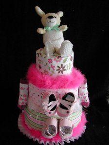 Tmx 1308962838171 GirlDiaperCake Miami wedding florist