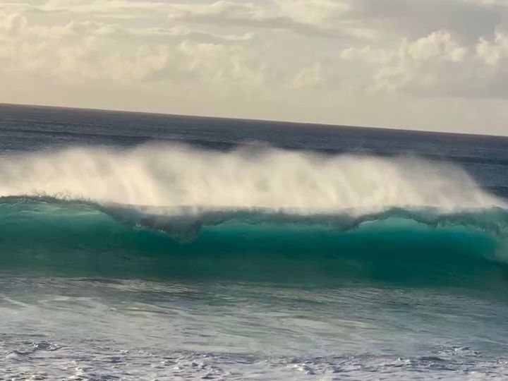 Best waves on Earth