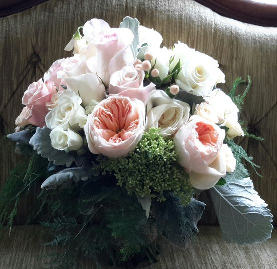 Table centerpiece bouquet