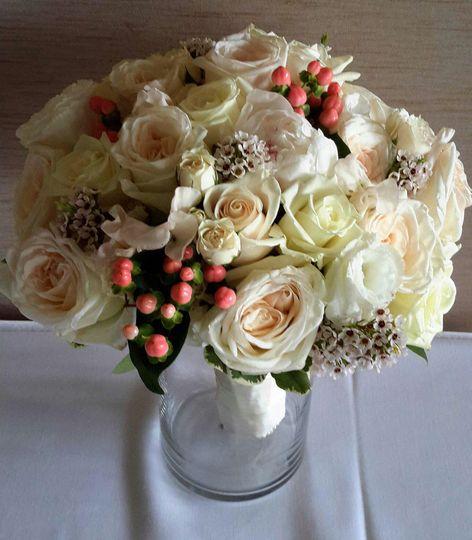 Table centerpiece bouquet
