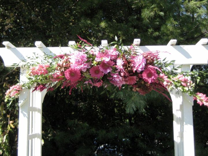 Tmx 1403537185946 Arbor Pink Flrs Westborough wedding florist