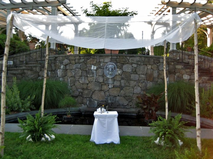 Tmx 1403537234147 Chuppah Tower Hill Westborough wedding florist