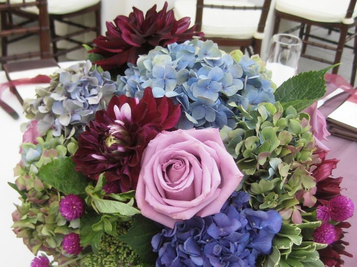 Tmx 1427131547145 Purples Blues Table Cube Westborough wedding florist