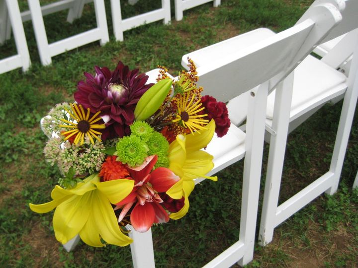 Tmx 1427135829106 Aisle Flrs Fall Detail Westborough wedding florist