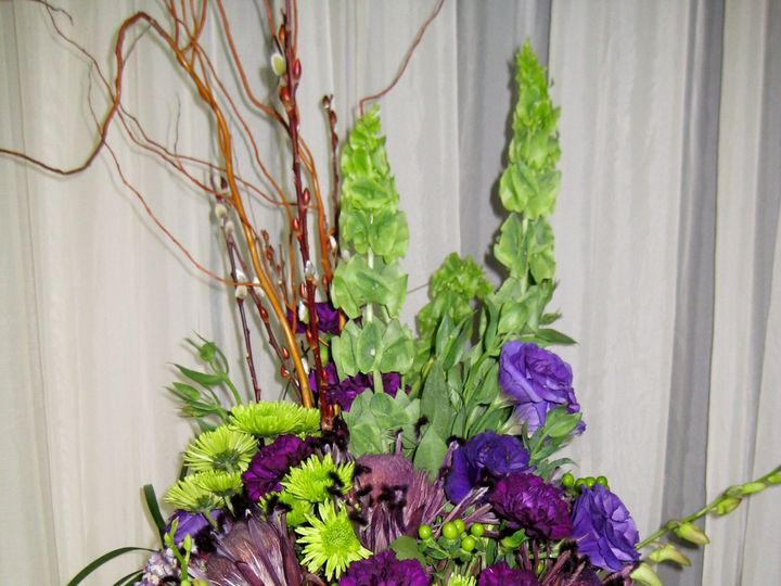Tmx 1465853465614 Purples Grn Westborough wedding florist