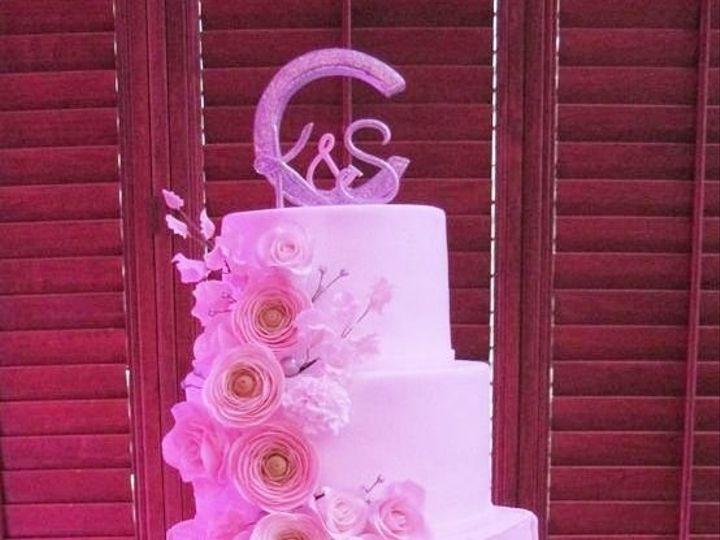 Tmx 1340731778512 PhotoJun2583803PM Franklin Park wedding cake