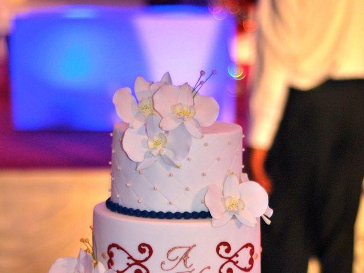Tmx 1348348318809 DSC0596 Franklin Park wedding cake