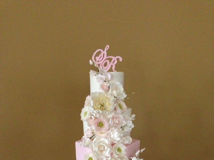 Tmx 1369928409312 Img4873 Franklin Park wedding cake