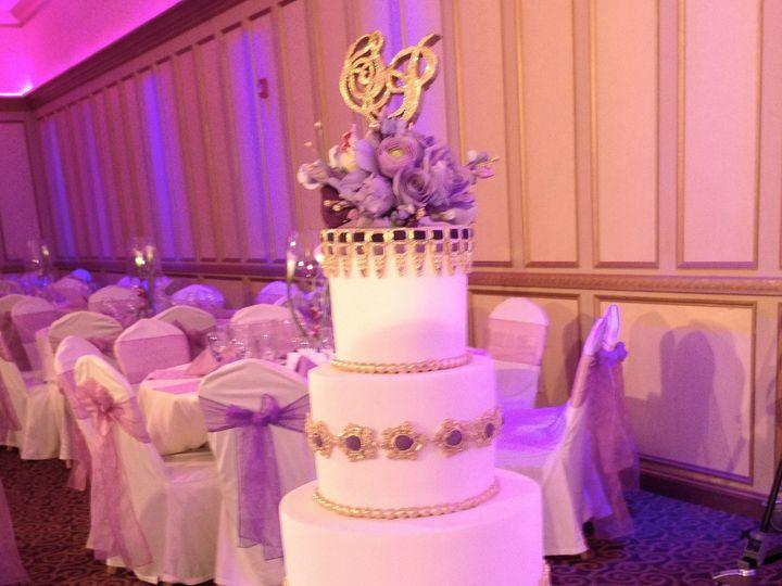 Tmx 1401759707336 Img6755 Franklin Park wedding cake