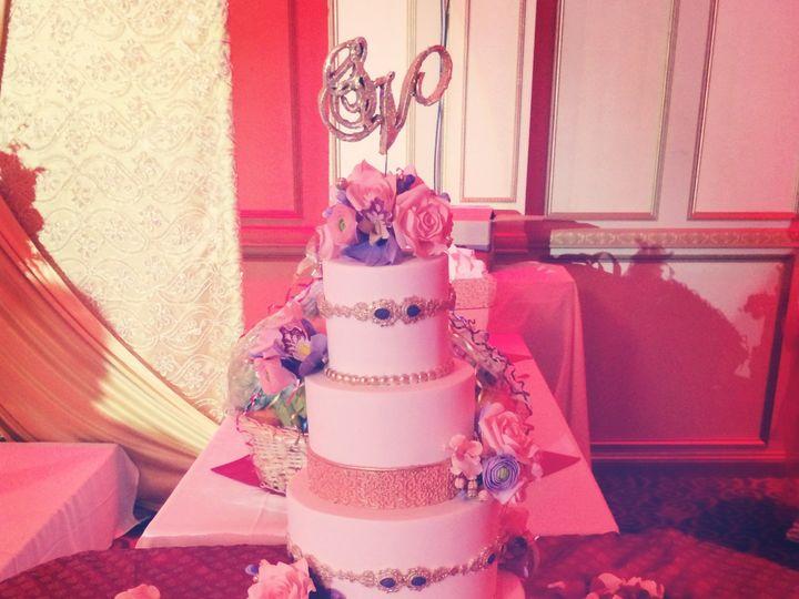 Tmx 1401759901016 Img6953 Franklin Park wedding cake