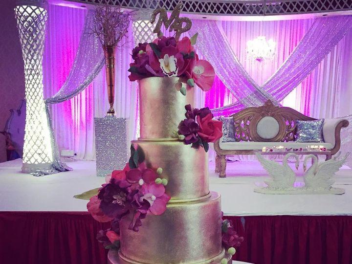 Tmx 1473203077215 103386057528206815145857399453665146174143o Franklin Park wedding cake