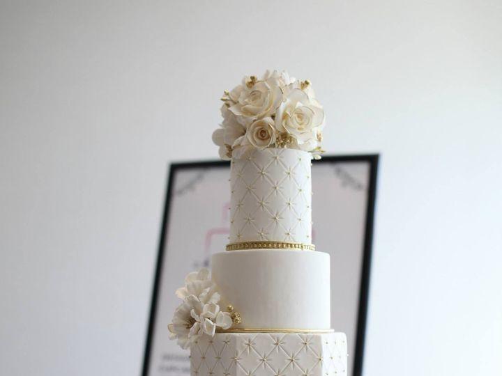Tmx 1473203095429 10704349538137316316257412451869476920467o Franklin Park wedding cake