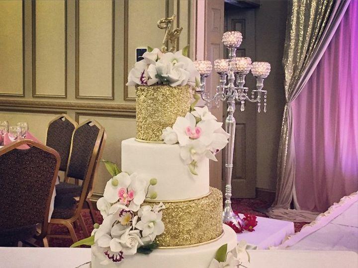 Tmx 1473203112165 119865387042314830401724580424069822380363n Franklin Park wedding cake
