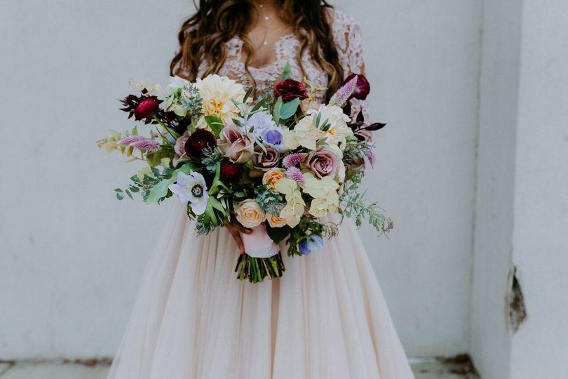 Wild Floral Design - Flowers - Brooklyn, NY - WeddingWire