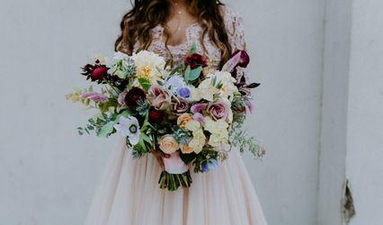 Wild Floral Design