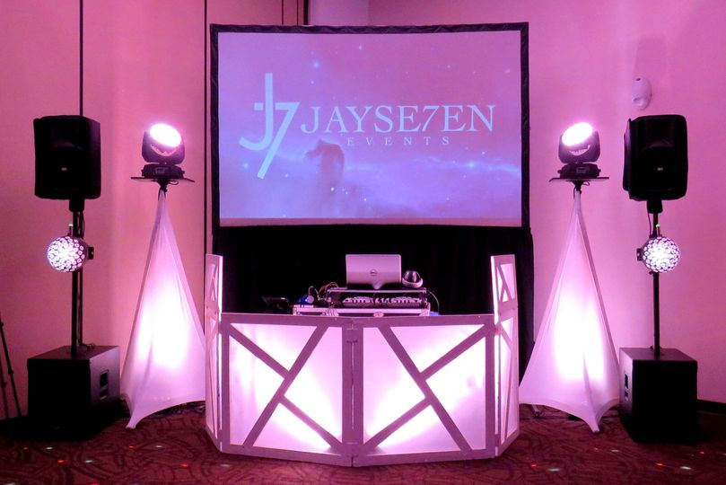 Dj setup screen