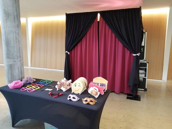 Tmx Booth At Cornell Vet 51 667985 Trumansburg wedding rental