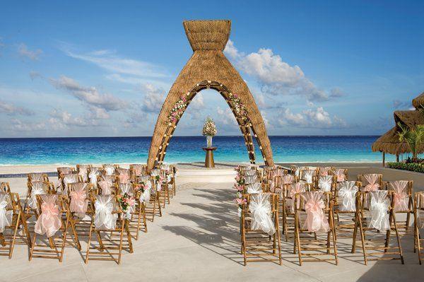 Tmx 1270921081476 DreamsRivieraCancunWeddingPavilion Georgetown, TX wedding travel