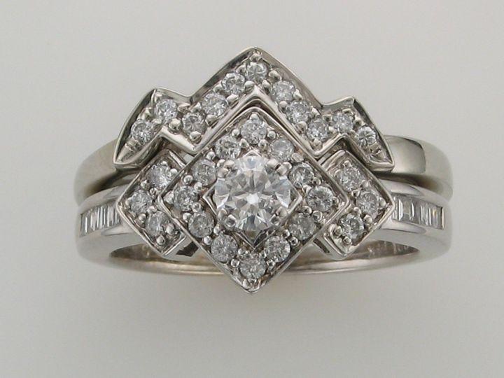Tmx 1371243915354 Dia Band1 Portage wedding jewelry