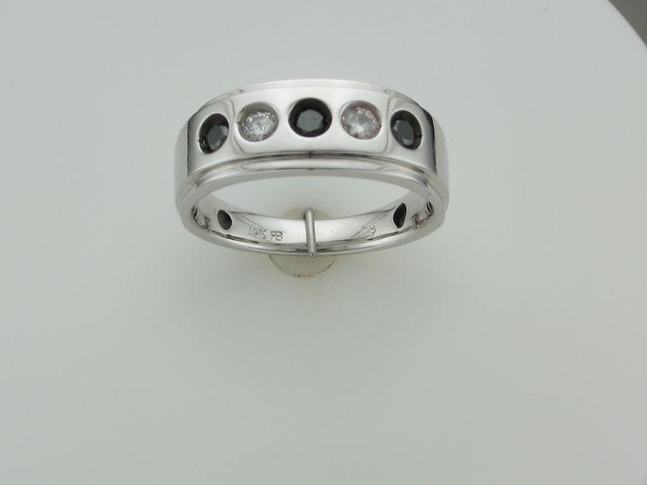 Tmx 1371243942331 Gents Diamond Ring Portage wedding jewelry