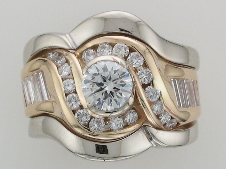 Tmx 1371243994539 Wedding Set 1 Portage wedding jewelry