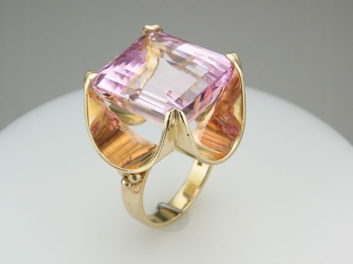 Tmx 1393429724156 Kunzite Ring  Portage wedding jewelry