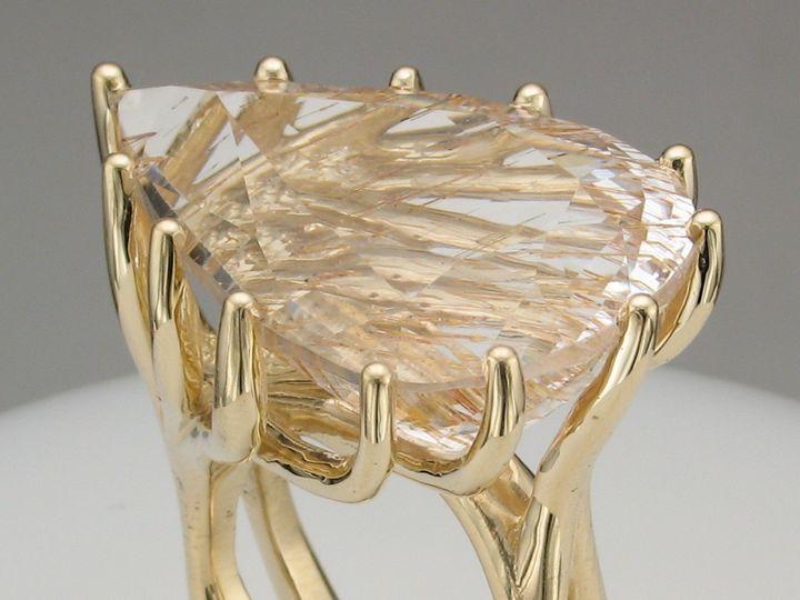 Tmx 1393429739466 Limonite Ring Portage wedding jewelry