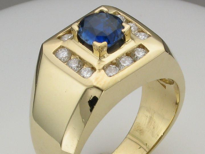 Tmx 1393429764312 Sapphire Ring Portage wedding jewelry