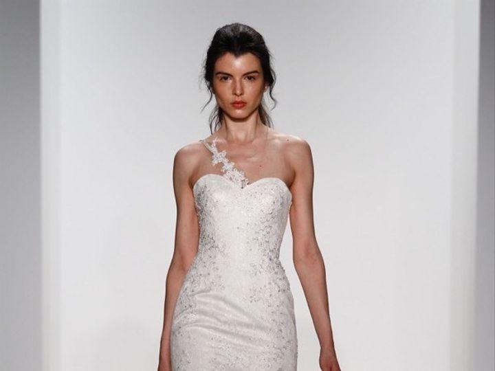 Tmx 1432837721545 Kelly Faetanini Wedding Dresses 2016 38 E143069397 New York, New York wedding beauty